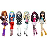 Monster High Dolls Original Ghouls Collection (Discontinued by manufacturer)