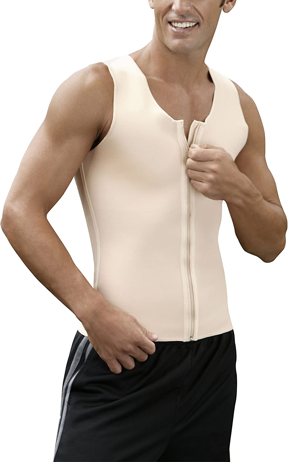 Kepawel Men's Firm Compression Vest Core 2