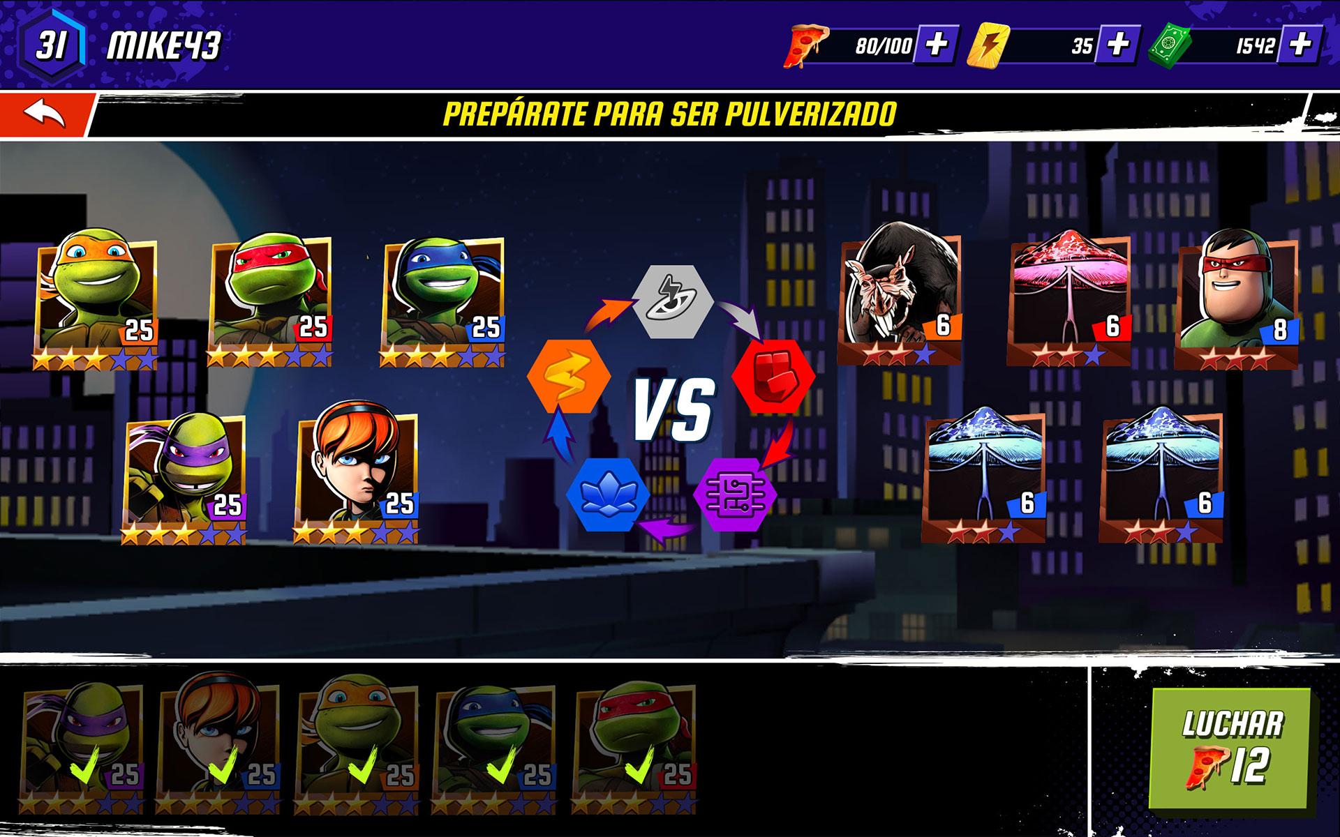 Las Tortugas Ninja: Leyendas: Amazon.es: Appstore para Android