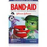 Band-Aid Brand Adhesive Bandages for Minor Cuts and Scrapes, Featuring Disney/Pixar Inside Out Characters for Kids…