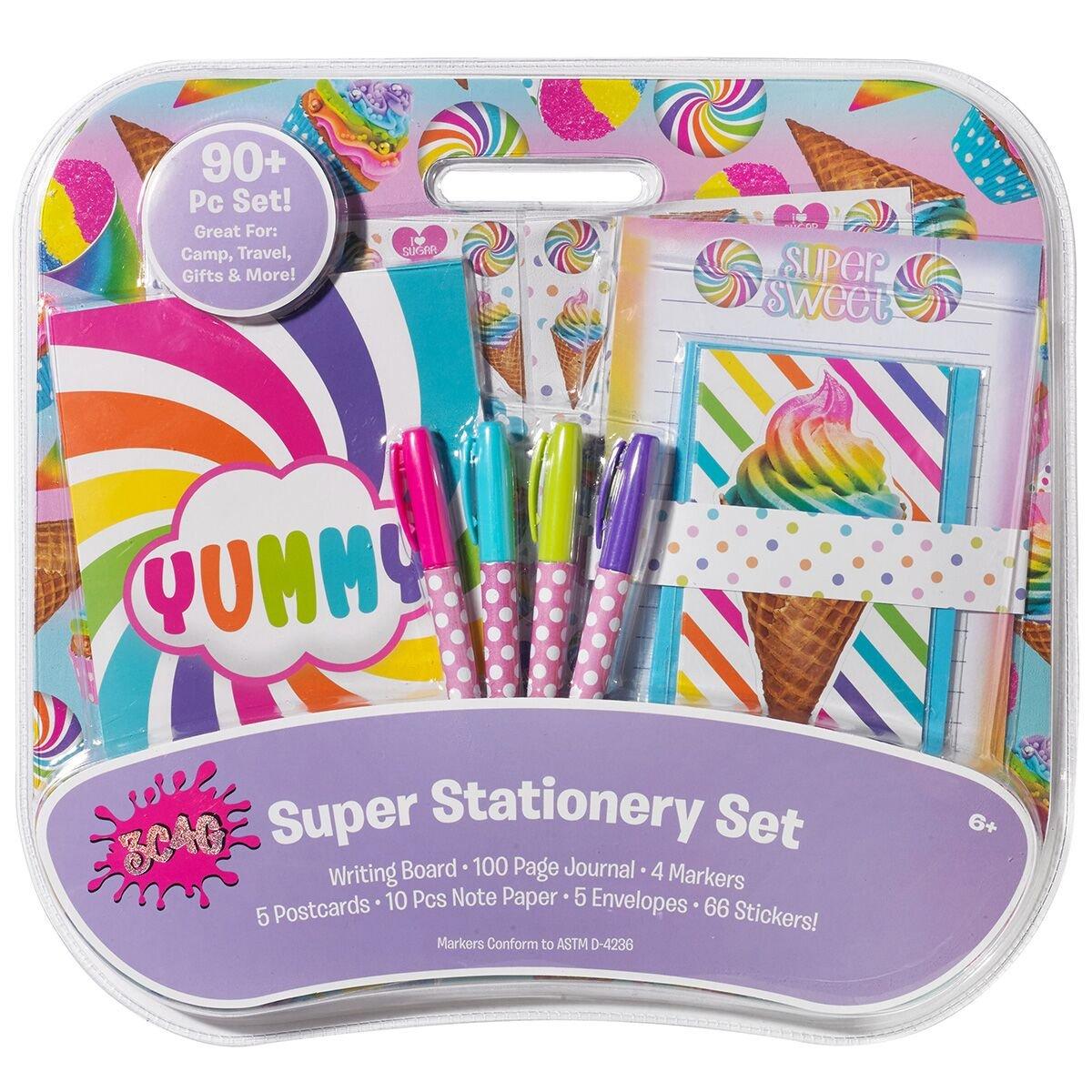 3C4G Super Sweet Stationery Set Lap Desk (36199) by 3C4G (Image #3)