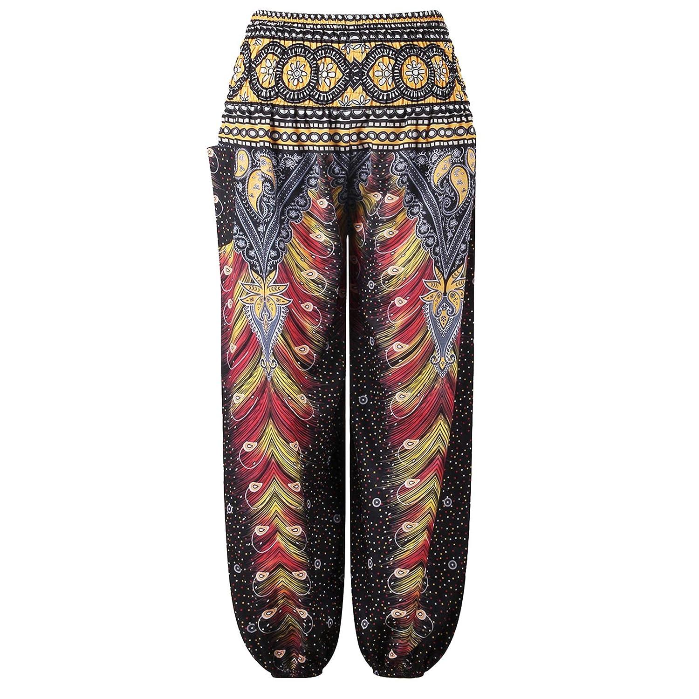 YIFF Yoga Pants for Kids Lounge Loose Dance Pants