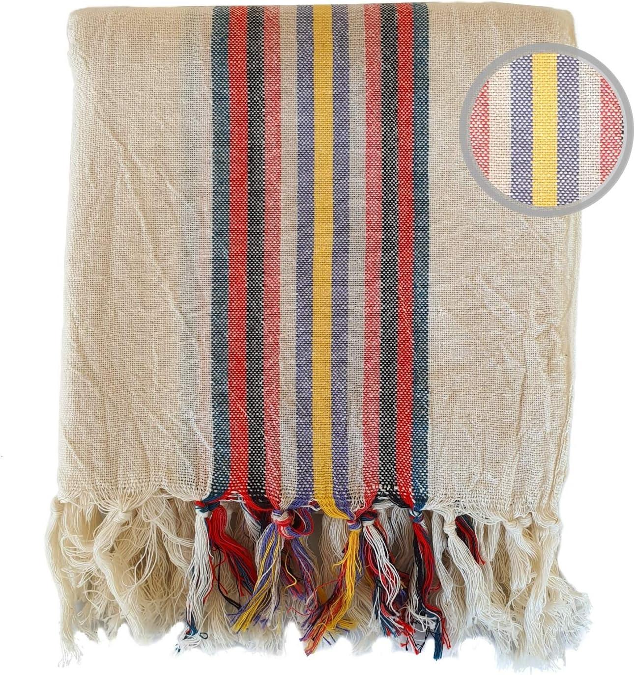 "Herringbone Turkish Towel Bath Towel 100/% Cotton 77x38/"" Peshtemal Beach Towel"