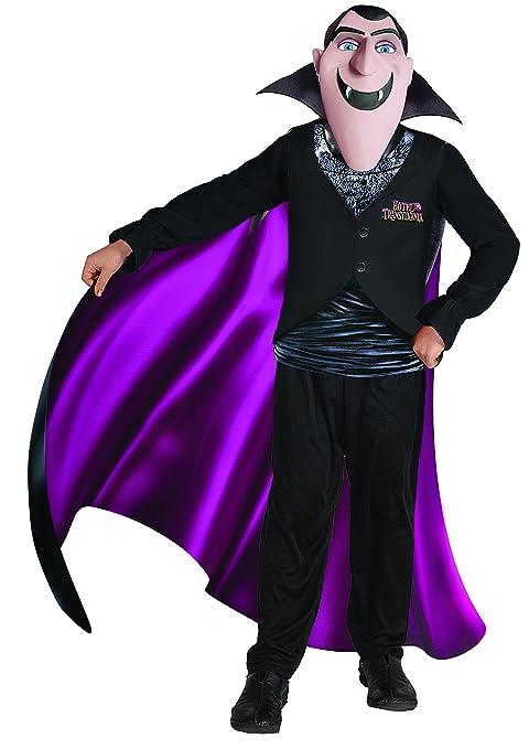 Ciao Hotel Transylvania Costume Conte Drac con Maschera per Bambini ... 9602b65617d