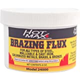 Hot Max 24000 Brazing Flux Powder, 8-Ounce