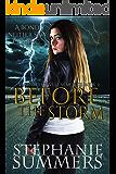 Before the Storm (Vampires of Velum Mortis Book 2)