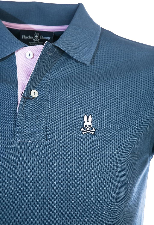 Psycho Bunny Mens St Croix Polo