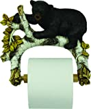 Rivers Edge Cute Bears Wall Mount TP Holder