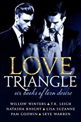 Love Triangle: Six Books of Torn Desire Kindle Edition