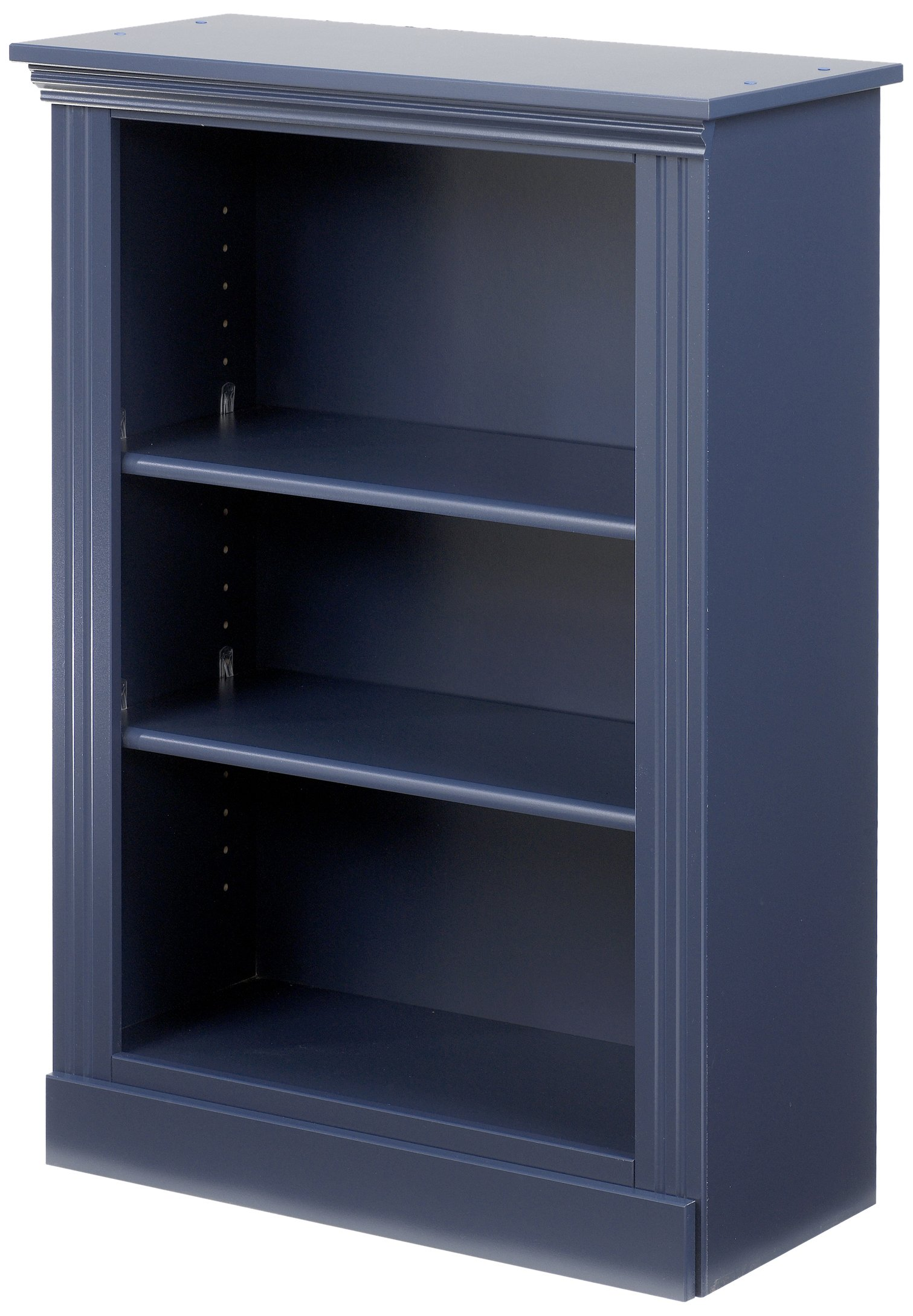 Lang Furniture Madison Book Shelf, 12 by 28 by 37-Inch, Indigo Blue