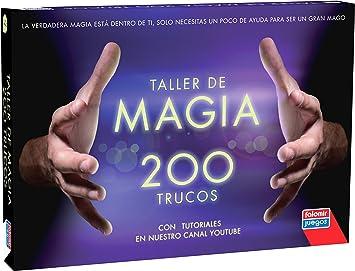 - Caja Magia 200 trucos, Juego de Mesa, Magia: Amazon.es: Juguetes y juegos