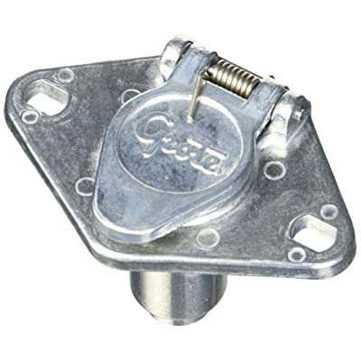 Grote 82-1020 Heavy Duty 4-Way Socket and Plug Connector: Automotive