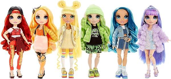 Rainbow Surprise Rainbow High fashion dolls #collecttherainbow