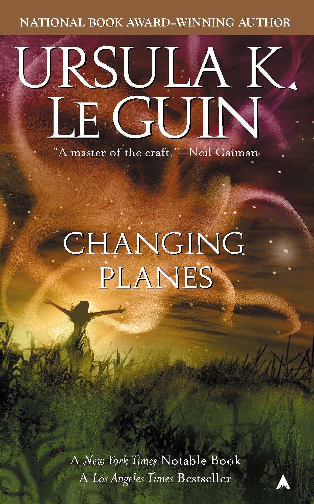Changing Planes Le Guin Ursula K 9780441012244 Amazon Com Books