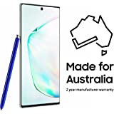 Samsung Galaxy Note10 Smartphone with S Pen, Aura Glow