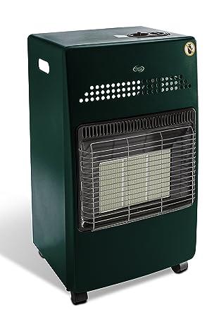 Argoclima Hanna Green Estufa a Gas a infrarrojos, verde oscuro: Amazon.es: Bricolaje y herramientas