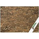 XL Cork Tile Background 90x60 cm (Terrarium Background), 3D Cork Rear Wall 90x60 cm