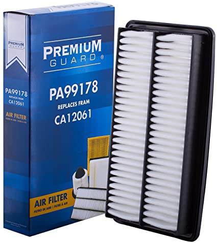 Amazoncom Premium Guard Air Filter PA Fits Acura - Acura mdx air filter