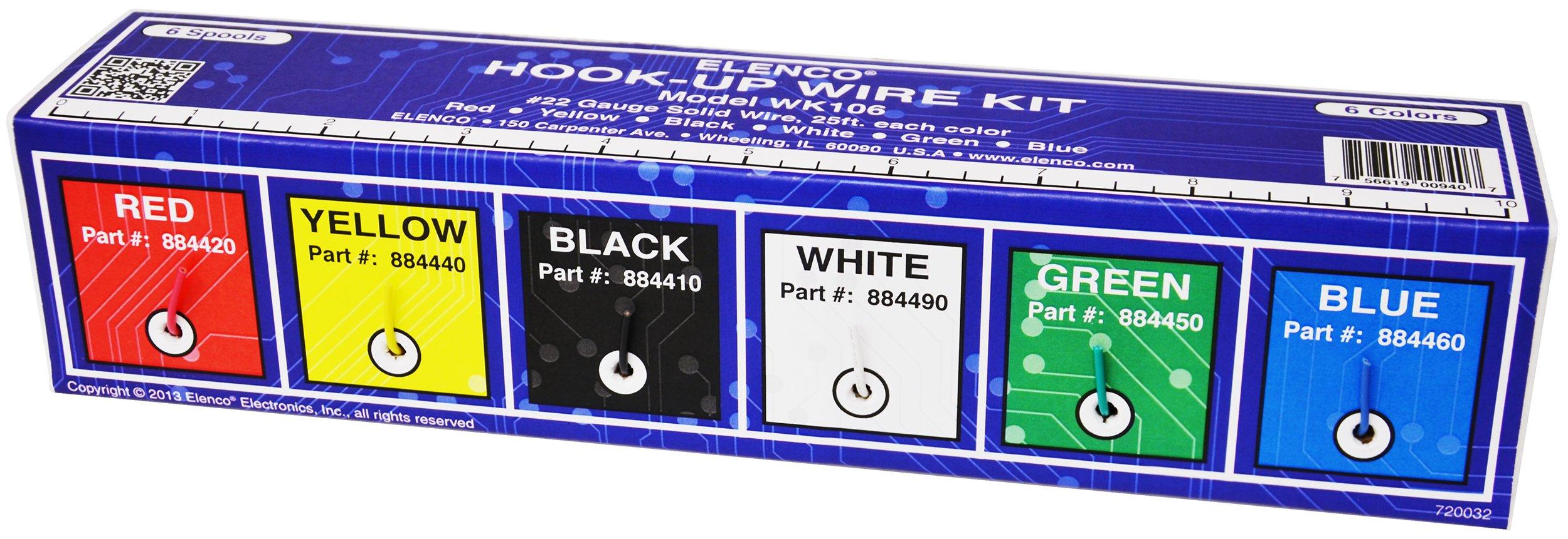 elenco hook colors dispenser blqjas