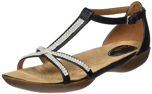 Sitio Oficial De Descuento Aclaramiento Mejor Sandalo star nero da donna Toma De La Fábrica Precio Barato Las Fechas De Publicación Ost 93p9LQCH3