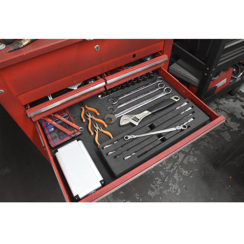 5pc Metric Universal Spline XL Flexible Head Double Box End Ratcheting Wrench