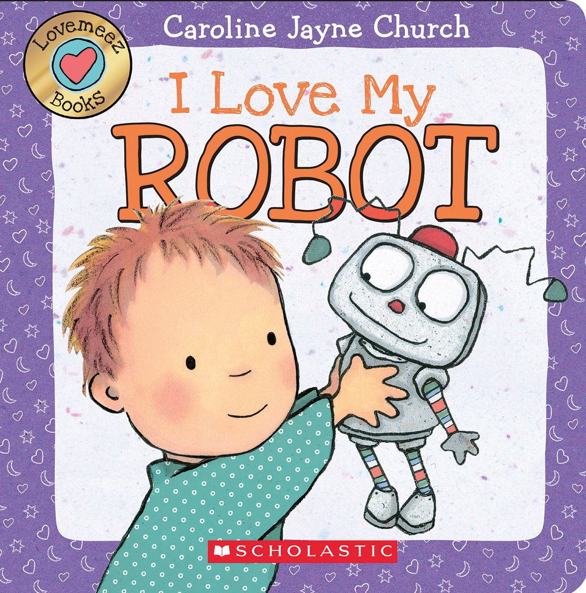 Download I Love My Robot (Love Meez #4) ebook