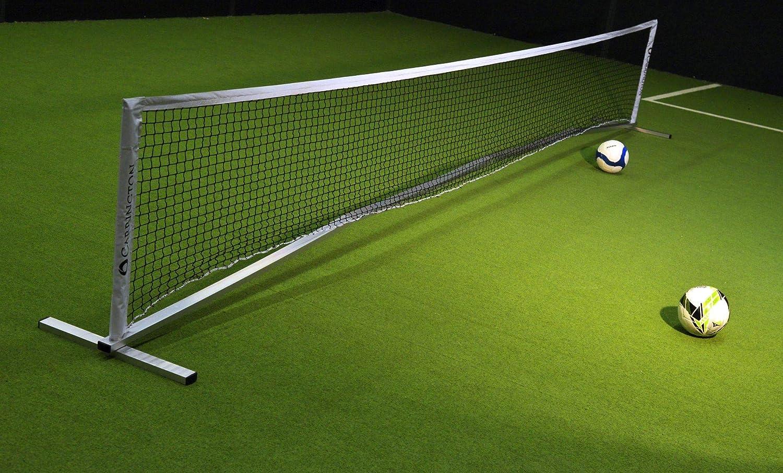 Carrington® Set de Tenis 6m x 1,1m - Aluminio- Postes y Red INCLUIDOS!