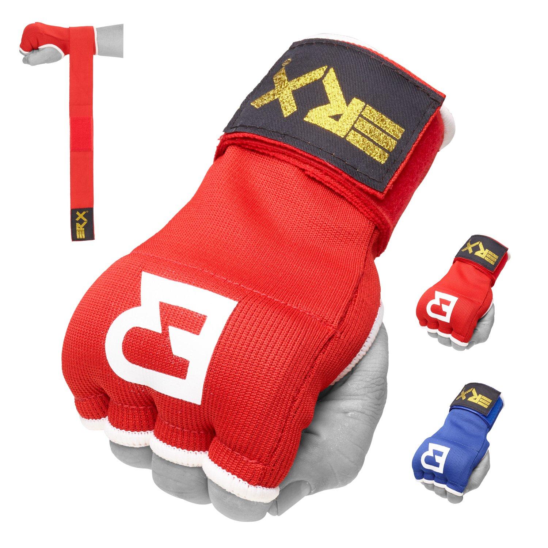 ERXスポーツインナー手袋トレーニングボクシングインナー手袋手ラップMMA レッド B0769C6BHF Fistプロテクター包帯Mitts Medium Medium レッド B0769C6BHF, 豊郷町:781b70e6 --- capela.dominiotemporario.com