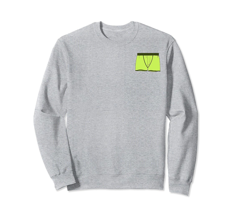 Shane Dawson Sells His Boxer Shorts Pocket Sweatshirt-alottee gift