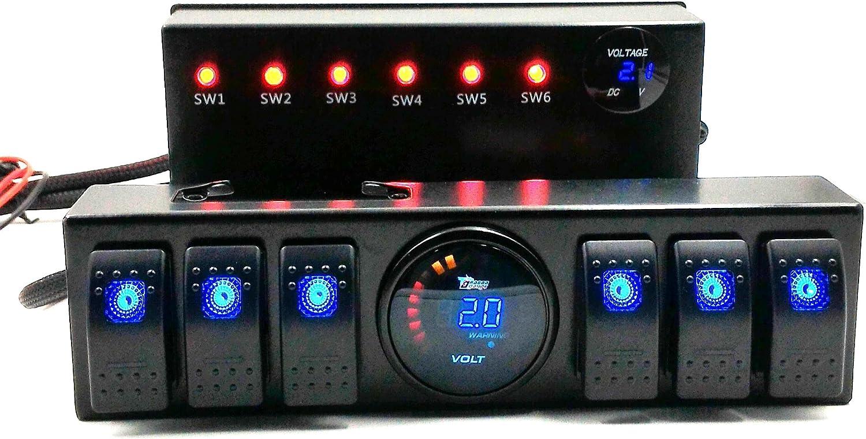 Amazon.com: Jeep Wrangler 6-Switch Pod / Panel with Control ... on jeep wrangler under hood fuse box, cadillac xlr fuse box, plymouth acclaim fuse box, gmc safari fuse box, jeep xj fuse box, jeep wrangler tj fuse box layout, jeep cj5 fuse box, yj wrangler fuse box, jeep wj fuse box, jeep wrangler fuse box diagram, 1990 jeep wrangler fuse box, jeep jk fuse box, 2000 jeep fuse box, jeep comanche fuse box, 1993 jeep wrangler fuse box, jeep liberty fuse box, jeep wrangler fuse location, subaru forester fuse box, jeep zj fuse box, 95 jeep fuse box,