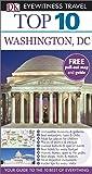 DK Eyewitness Top 10 Travel Guide: Washington DC