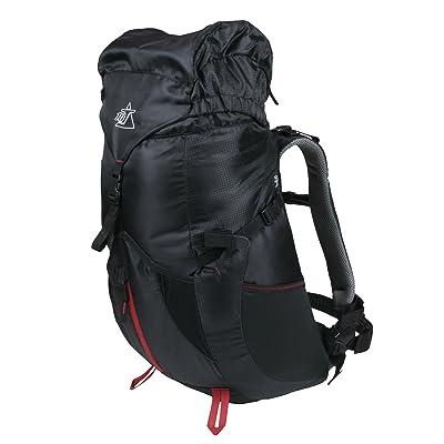 10T Towa 30 Sac à dos outdoor et trekking Noir/Rouge 51 x 34 x 23 cm