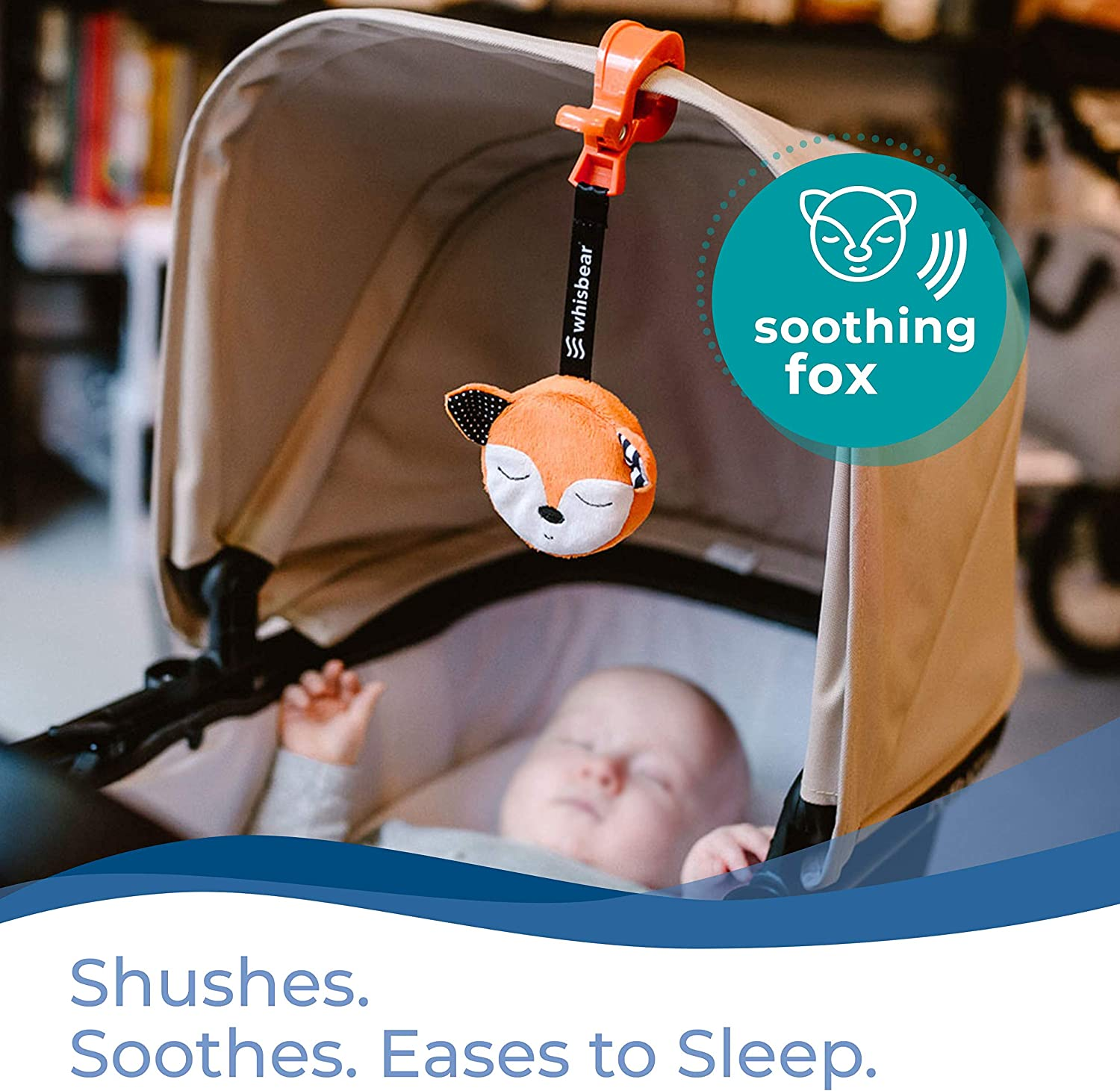 Whisbear Soothing Fox