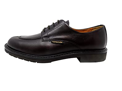 7f4fa35bbe120d Mephisto - Derbies Mike - Marron: Amazon.fr: Chaussures et Sacs