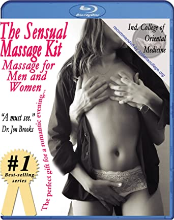 Amazon.com: The Sensual Massage Kit: Massage for Men and Women ...
