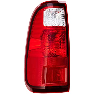 TYC 11-6264-01-1 Compatible with Ford Left Replacement Tail Lamp: Automotive