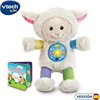 VTech-La pequeña Linda Musical Peluche bebé Interactivo,
