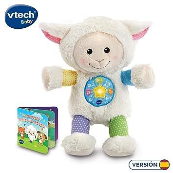 VTech-La pequeña Linda Musical Peluche bebé Interactivo, con ...