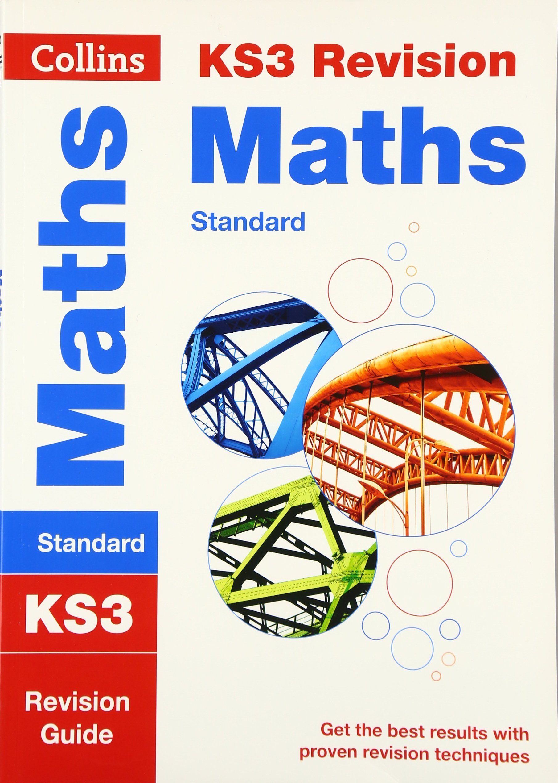 Ks3 Maths (standard) Revision Guide (collins Ks3 Revision And Practice New  Curriculum)