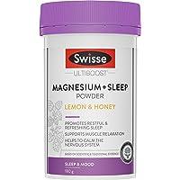 Swisse Ultiboost Magnesium + Sleep Powder 180g