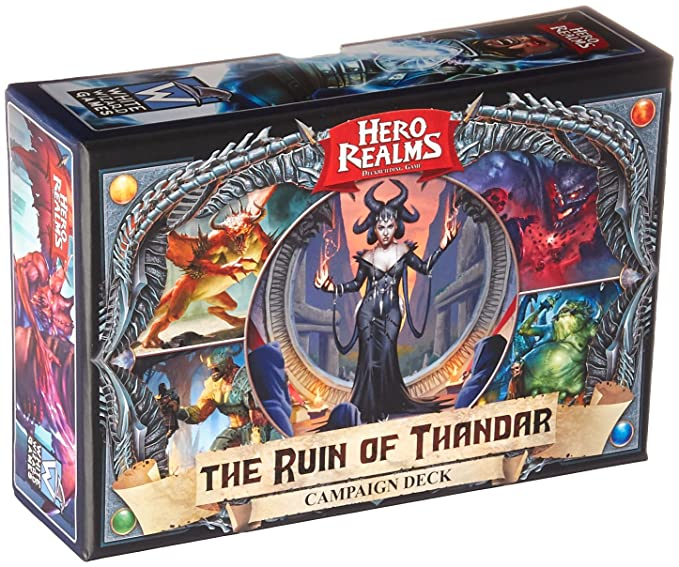 Amazon.com: HERO Reinos: La Ruina De thandar: Toys & Games