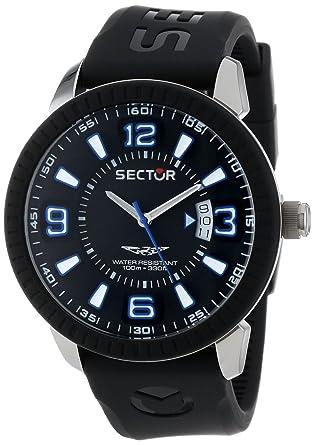 fe556521d2 Amazon   セクター R3251119001 メンズ腕時計 400 3H   SECTOR(セクター ...