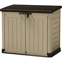Keter Store It Out MAX 4.8 X 2.7 Outdoor Resin Horizontal Storage Shed