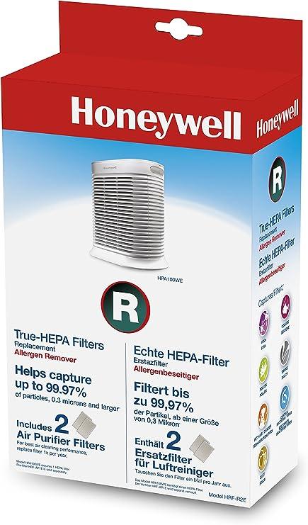 Honeywell HRF-R2E - Accesorio para purificador de aire: Amazon.es: Hogar