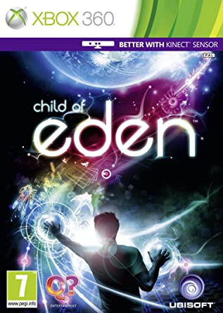 Child Of Eden Kinect Compatible Xbox 360 Importacion Inglesa