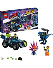 LEGO The LEGO Movie 2 Rex's Rex-treme Offroader! 70826 Building Kit , New 2019 (230 Piece)
