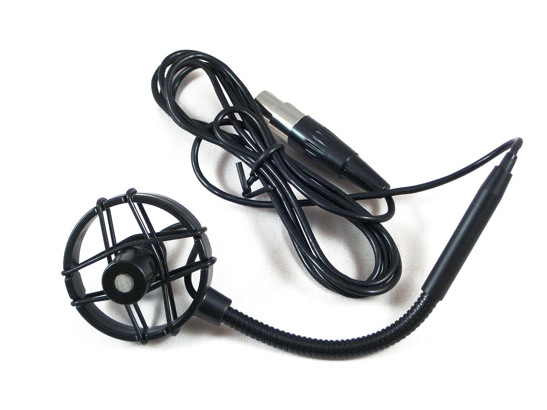 Prodipe CL21 Lanen Cello Microphone pour Violoncelle Noir