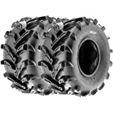 SunF 22x11 9 22x11x9 ATV UTV A/T Mud Trail Replacement 6 PR Tubeless