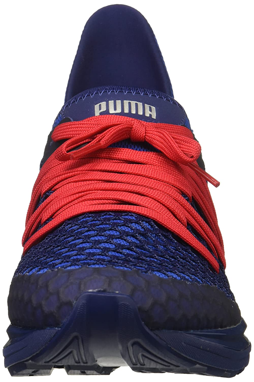 PUMA Men's Ignite Limitless Netfit Turnschuhe,Blau Turnschuhe,Blau Turnschuhe,Blau Depths-Lapis Blau,10 M US ff3e50