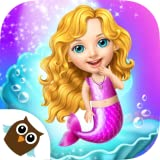 Sweet Baby Girl Mermaid Life - Magical Ocean World